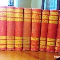 Enciclopedias antiguas: EPISODIOS NACIONALES DE BENITO PÉREZ GALDOS . Lote 74755287