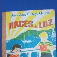 Enciclopedias antiguas: HACES DE LUZ. Lote 32809896