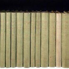 Enciclopedias antiguas: OBRES COMPLETES DE JOAN MARAGALL. 23 TOMOS(VER DESCRIPCIÓN). 1929/1936.. Lote 77426681