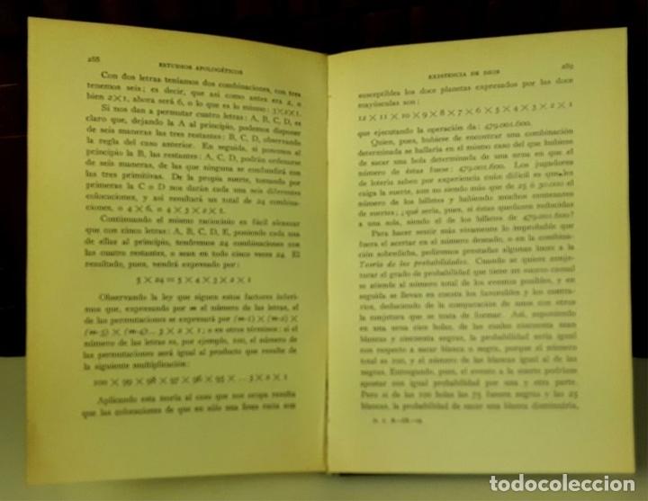 Enciclopedias antiguas: OBRAS COMPLETAS DE JAIME BALMES. 33 TOMOS(VER DESCRIPCIÓN). BIBLIOTECA BALMES.1925/1926. - Foto 6 - 78211569