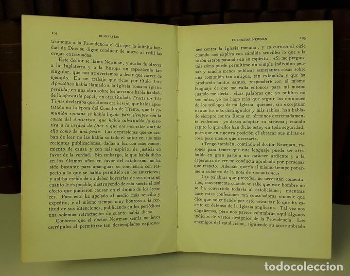 Enciclopedias antiguas: OBRAS COMPLETAS DE JAIME BALMES. 33 TOMOS(VER DESCRIPCIÓN). BIBLIOTECA BALMES.1925/1926. - Foto 7 - 78211569
