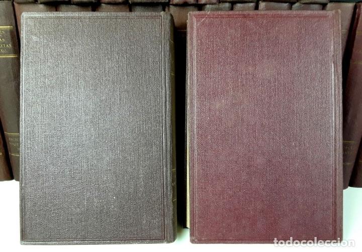 Enciclopedias antiguas: OBRAS COMPLETAS DE JAIME BALMES. 33 TOMOS(VER DESCRIPCIÓN). BIBLIOTECA BALMES.1925/1926. - Foto 9 - 78211569