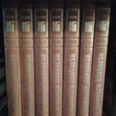 Enciclopedias antiguas: NUESTRA HISTORIA.HISTORIA DE LA C.VALENCIANA.ED,MAS IVARS 1980.TOMOS 7. Lote 79712973