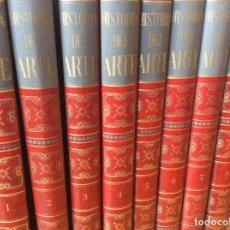 Enciclopedias antiguas: ENCICLOPEDIA HISTORIA DEL ARTE. SALVAT. Lote 81955868