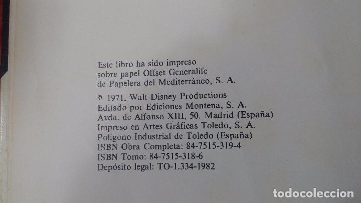Enciclopedias antiguas: ENCICLOPEDIA DISNEY - Foto 3 - 83573860