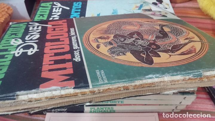 Enciclopedias antiguas: ENCICLOPEDIA DISNEY - Foto 4 - 83573860