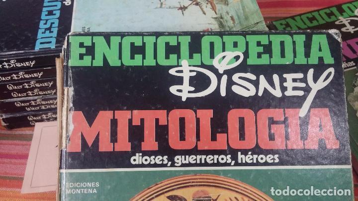 Enciclopedias antiguas: ENCICLOPEDIA DISNEY - Foto 5 - 83573860