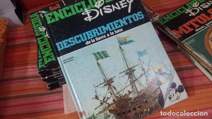 Enciclopedias antiguas: ENCICLOPEDIA DISNEY - Foto 6 - 83573860