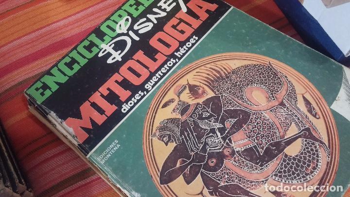 Enciclopedias antiguas: ENCICLOPEDIA DISNEY - Foto 7 - 83573860