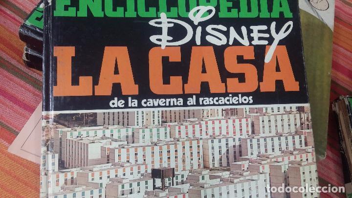 Enciclopedias antiguas: ENCICLOPEDIA DISNEY - Foto 13 - 83573860