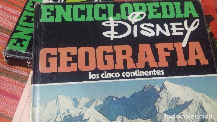 Enciclopedias antiguas: ENCICLOPEDIA DISNEY - Foto 17 - 83573860
