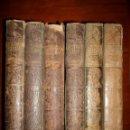 Enciclopedias antiguas: ENCICLOPEDIA GALLACH DE HISTORIA NATURAL (1925-26) + LAS RAZAS HUMANAS (1927-28) 6 TOMOS, 1ª EDICIÓN. Lote 83747212