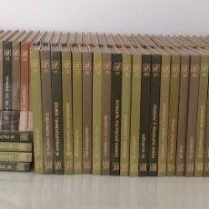 Enciclopedias antiguas: BIBLIOTECA SALVAT DE GRANDES TEMAS COLECCIÓN COMPLETA 100 TOMOS. Lote 92088405
