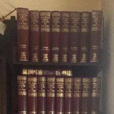 Enciclopedias antiguas: ENCICLOPEDIA GENERAL PAÍS VASCO AUÑAMENDI 68 TOMOS DICCIONARIO A A LA Z LITERATURA DEPORTES HISTORIA. Lote 94077600