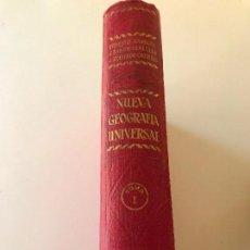 Enciclopedias antiguas: ENCICLOPEDIA NUEVA GEOGRAFIA UNIVERSAL 1928. Lote 94997127