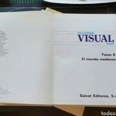 Enciclopedias antiguas: ENCICLOPEDIA VISUAL-SALVAT. Lote 94622503