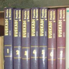 Enciclopedias antiguas: EUSKADI PUEBLO Y NACIÓN #. Lote 95209295
