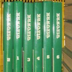 Enciclopedias antiguas: GIZONAK LINERS #. Lote 95209655