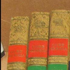 Enciclopedias antiguas: GURE HERRIA DE KRIS EL #. Lote 95210395