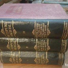 Enciclopedias antiguas: ENCICLOPEDIA COMERCIAL. EL COMERCIANTE MODERNO. 1919. SEGUNDA EDICIÓN. . Lote 96527975