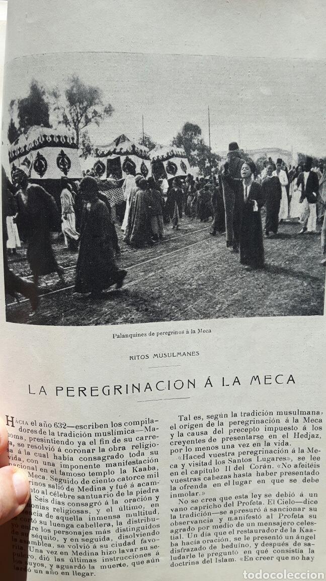 Enciclopedias antiguas: Por esos mundos enero 1906 - Foto 6 - 96902260