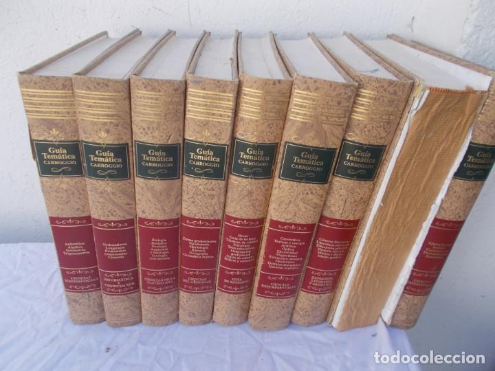 ENCICLOPEDIA GUIA TEMATICA (Libros Antiguos, Raros y Curiosos - Enciclopedias)
