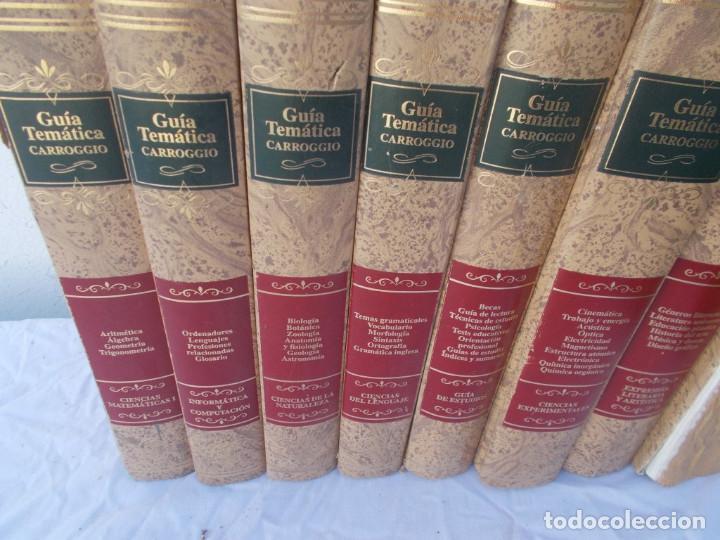 Enciclopedias antiguas: enciclopedia guia tematica - Foto 2 - 97128127