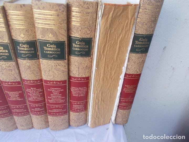Enciclopedias antiguas: enciclopedia guia tematica - Foto 3 - 97128127