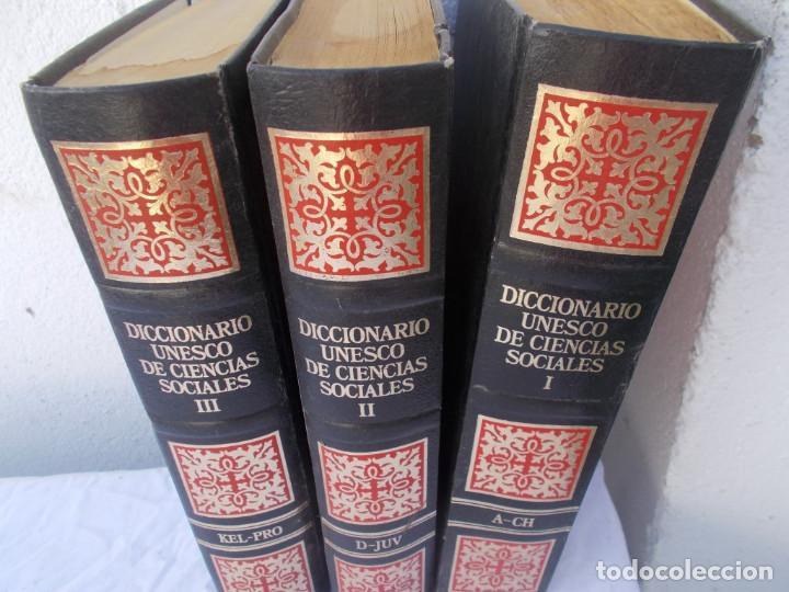 Enciclopedias antiguas: 3 tomos diccionario - Foto 2 - 97128435
