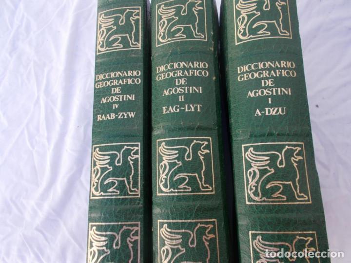 Enciclopedias antiguas: 3 tomos diccionario - Foto 2 - 97128487