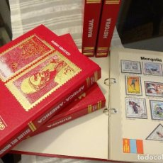 Libri antichi: SELLOS DEL MUNDO, ENCICLOPEDIA DE LA FILATELIA. Lote 97143207