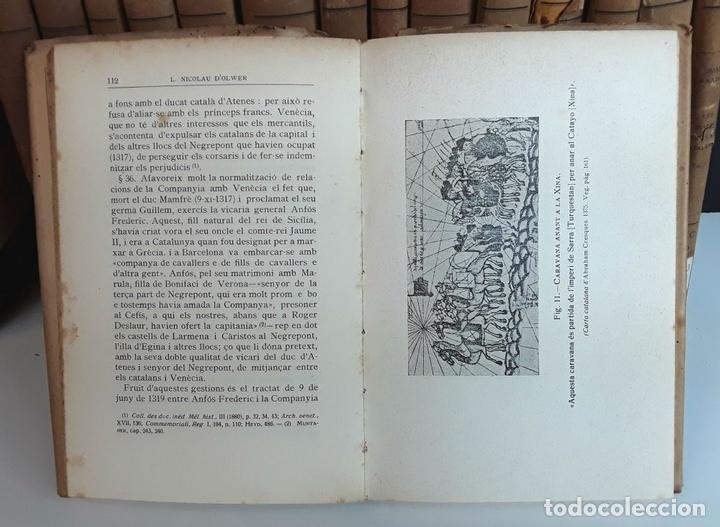 Enciclopedias antiguas: ENCICLOPEDIA CATALUNYA. 17 TOMOS. VARIOS AUTORES. EDITORIAL BARCINO.1926/1932. - Foto 5 - 97914063