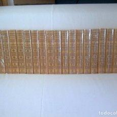 Enciclopedias antiguas: LOS TOROS DE COSSIO OBRA COMPLETA 20 TOMOS ESPASA CALPE. Lote 97944863