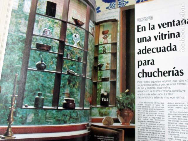 Enciclopedias antiguas: Enciclopedia de bricolaje Salvat. 10 tomos. Completa - Foto 4 - 100210479