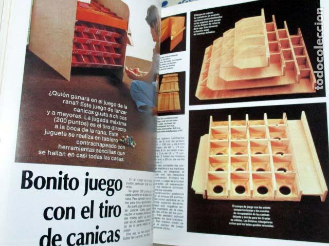 Enciclopedias antiguas: Enciclopedia de bricolaje Salvat. 10 tomos. Completa - Foto 5 - 100210479