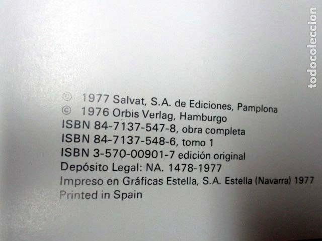 Enciclopedias antiguas: Enciclopedia de bricolaje Salvat. 10 tomos. Completa - Foto 7 - 100210479