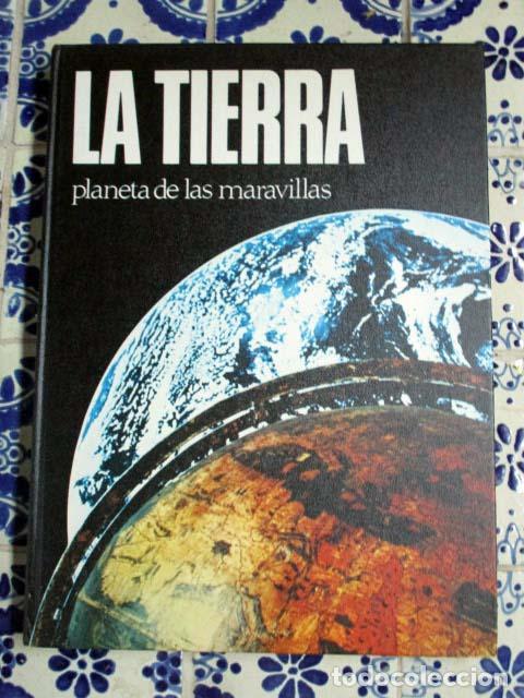 Enciclopedias antiguas: El Mundo / El Hombre / La Vida / La Tierra. 4 Volúmenes, Completa. - Foto 6 - 100211335