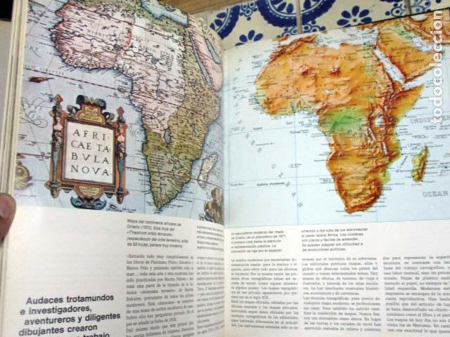 Enciclopedias antiguas: El Mundo / El Hombre / La Vida / La Tierra. 4 Volúmenes, Completa. - Foto 7 - 100211335