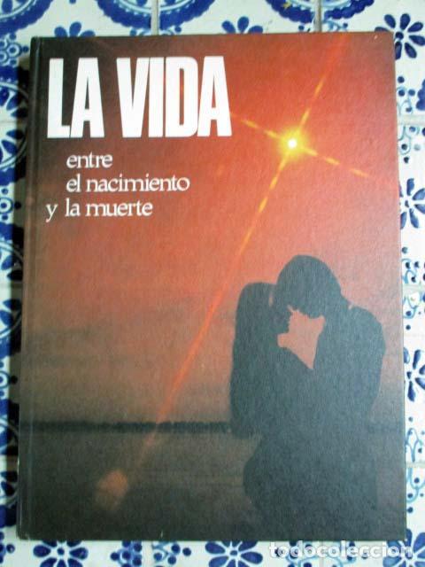 Enciclopedias antiguas: El Mundo / El Hombre / La Vida / La Tierra. 4 Volúmenes, Completa. - Foto 13 - 100211335