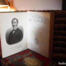 Enciclopedias antiguas: HISTORIA GENERAL DE ESPAÑA, DESDE LOS TIEMPOS PRIMITIVOS HASTA LA MUERTE DE FERNANDOVII. Lote 102190755