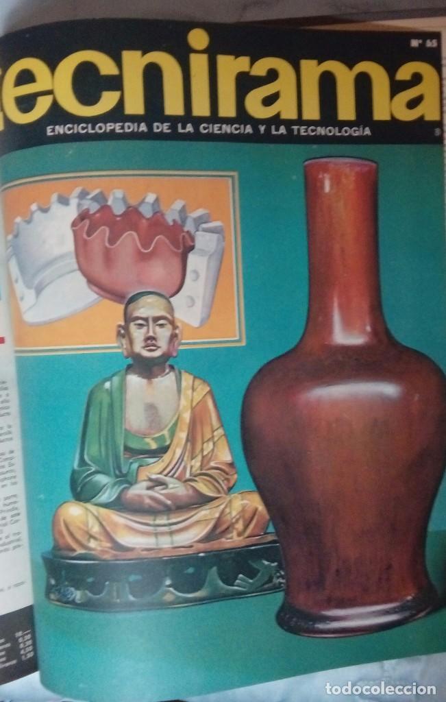 Enciclopedias antiguas: Tecnirama enciclopedias de la ciencias - Foto 4 - 102195287
