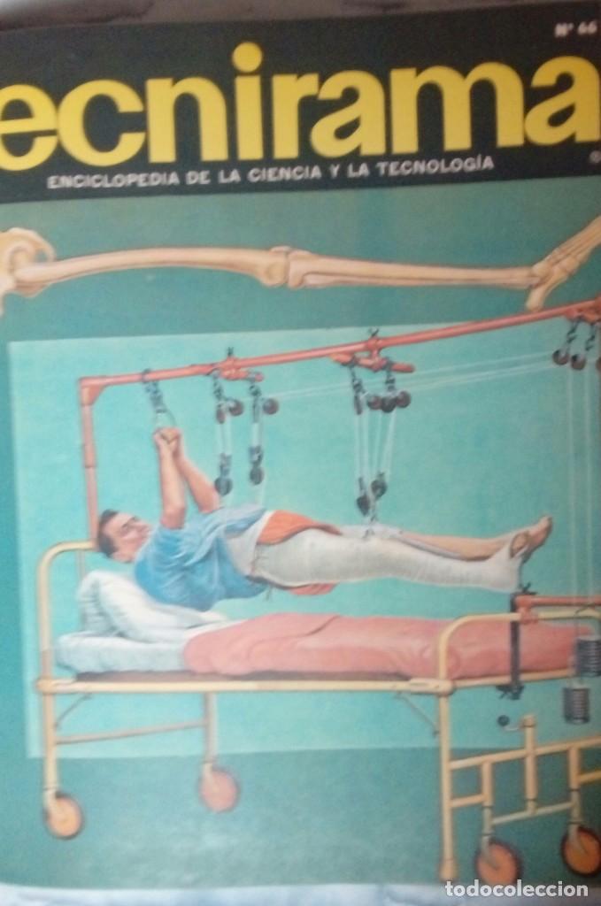 Enciclopedias antiguas: Tecnirama enciclopedias de la ciencias - Foto 6 - 102195287
