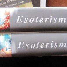 Enciclopedias antiguas: ENCICLOPEDIA DEL ESOTERISMO EN DOS TOMOS. Lote 102892731