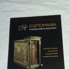 Enciclopedias antiguas: EGIPTOMANIA. Lote 103531555
