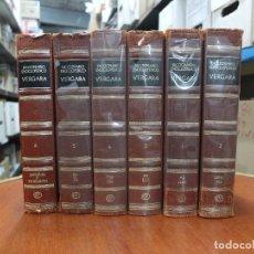 Enciclopedias antiguas: DICCIONARIO ENCICLOPÉDICO VERGARA -6 TOMOS- VERGARA 1970. Lote 103719939