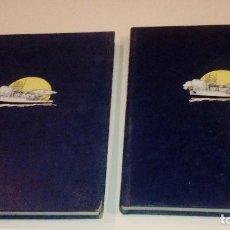Enciclopedias antiguas: TRAST. LIBRO JACQUES COUSTEAU MUNDO SUBMARINO TOMO I Y II 2 RBA. Lote 105605187