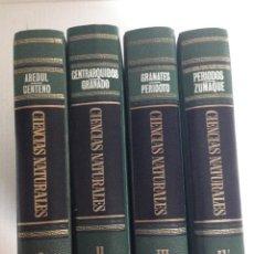 Enciclopedias antiguas: ENCICLOPEDIA DE CIENCIAS NATURALES BRUGUERA. Lote 109427531