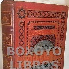 Enciclopedias antiguas: REVISTA. BIBLIOTECA DE LAS FAMILIAS. MUNDO ILUSTRADO. HISTORIA. VIAJES. CIENCIAS. ARTES. LITERATURA.. Lote 110166626