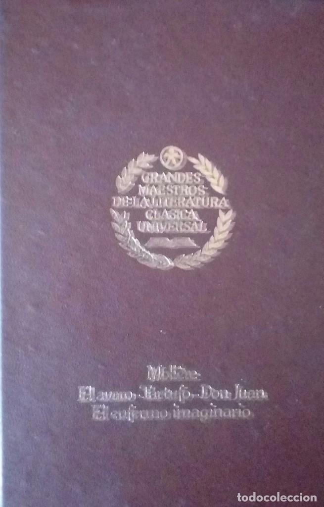 Enciclopedias antiguas: Grandes maestros de la literatura clasica universal - Foto 3 - 110858595