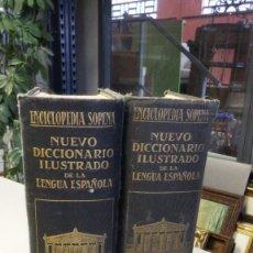 Enciclopedias antiguas: ENCICLOPEDIA SOPENA.. Lote 111337995